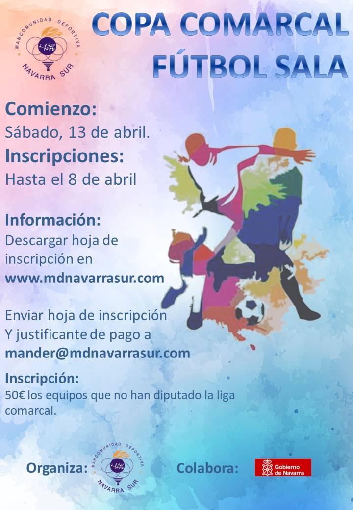 cartel copa comarcal 2018-2019